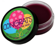 NOT Soap, Radio Greeting Card Lip Balm, Congrats You're The Best, 15ml