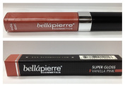 Bellapierre Cosmetics Super Lip Gloss Vanilla Pink 9 ml
