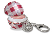 Twist and Pout Cheque It Out Gem Clip with Pink Shimmer Gloss, Citrus, 40ml