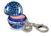 Twist and Pout Croc On The Wildside Gemclip with SPF-20 Shimmer Balm, Citrus, 40ml