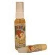 Webkinz Body Spritz and Lip Gloss- Banana