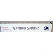 Serious Skin Care Serious Colour Varnish Lip Gloss Sophia Net Wt. 5ml/ 3g