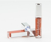 Pure Illumination Fierce Light Up Lip Gloss Passionate Peach Twist Top