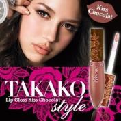 Koji Takako Style Lip Gloss - Kiss Chocolate