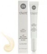 Intelligent Intelligent Nutrients USDA Certified Organic Antioxidant Lip Gloss - Clear Frosting