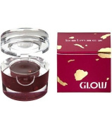 GLOW 24k Gold Leaf Lip Gloss Ruby 5.5 g by Belmacz