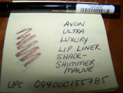 Avon Ultra Luxury Lip Liner in shade Shimmer Mauve