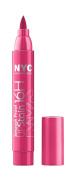 New York Colour Smooch Proof Lip Stain, Smooch Proof, 0.1 Fluid Ounce