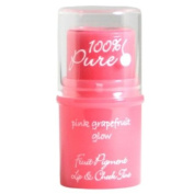 100% Pure Pink Grapefruit Glow Lip & Cheek Tint