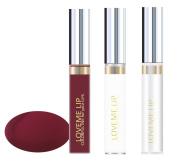 LoveMe Lip Colourful Ink for Your Lips KIT (Colour, Moisturising Gloss, Remover) - Berry Noir