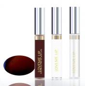 LoveMe Lip Colourful Ink for Your Lips KIT (Colour, Moisturising Gloss, Remover) - DARK AMETIST