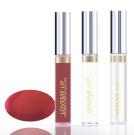 LoveMe Lip Colourful Ink for Your Lips KIT (Colour, Moisturising Gloss, Remover) - Elegant Garnet