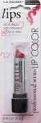 LA Colours Lipstick with Vitamin E & Aloe Vera, BLC3 Luscious Wine, 5ml