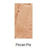 NYX Round Case Lipstick Lip Cream 615 Pecan Pie