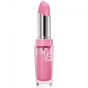 Maybelline New York Superstay 14 hour Lipstick, Perpetual Peony, 5ml