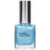 2 New Bari Pure Ice Fingernail Polish Splash 990-cp