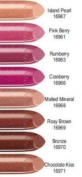 Avon Smooth Minerals Lipstick Rumberry Rouge a Levres SPF15