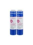 Addax Hycalia Moisturising Lipstick 2 x 4g
