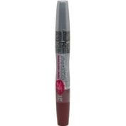 Exclusive Superstay Lipcolor 16-hour Colour + Conditioning Balm, By Maybelline Cabernet # 772, 1 Pack