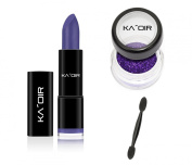 "KA'OIR By Keyshia KAOIR ""Rude Girl"" Purple Lipstick BRIGHT"