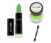 "KA'OIR by Keyshia KAOIR Bright Green Lipstick ""Jamaica"""