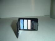 Kiotis Paris Eyeshadow Trio Plaette Pritemps-Ete (Rose/Bleu/Ocean) # 04250, 3x2 g Net wt/ 3x0.07 oz