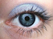 Something Blue Pure Mineral Eye Shadow - Orglamix - 100% Pure All Natural Mineral Makeup