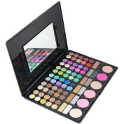 Kingmys 78 Colours Professional EyeShadow Eye Shadow & Blush Combo Makeup Palette
