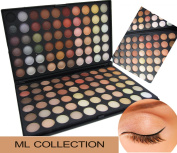 ML Collection NEW!!! 120 Colour Neutral Nude Eye Shadow Palette