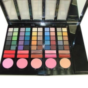 Beauty Revolution Boutique Colour Makeup Kit 65 Colours with Travel Case