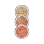 Medium Hot Mama Essentials - 100% Pure All Natural Mineral Makeup