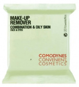 COMODYNES Make-Upr Removers for Face & Eyes - BURDOCK