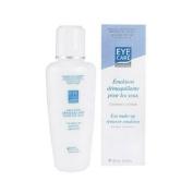Eye Care Cosmetics Eye Make-Up Remover Emulsion 125ml Milk Base White