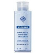 Klorane Soothing Make-Up Remover with Cornflower Water 400ml