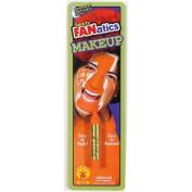 Sports Fanatics Orange Makeup Stick