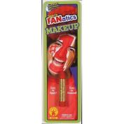 Sports Fanatics Red Makeup Stick