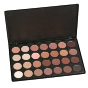 Coastal Scents 28 Colour Eyeshadow Palette, Neutral