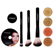 BellaPierre Get Started Foundation Make-up Kit - Dark