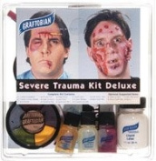 Deluxe Severe Trauma Makeup Kit