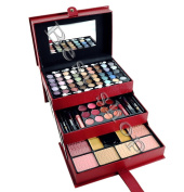 Cameo 2012 All In One Makeup Kit (Eyeshadow Palette, Blushes, Powder and More) Holiday Exclusive