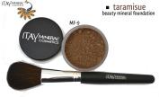"ITAY Beauty 100% Natural Mineral 9gr Colour - MF23cm Taramisue"" Foundation + * * Application Brush"
