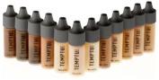 TEMPTU PRO - 12 Colour DURA Total Skin Foundation Starter Set in 1/120ml Bottles