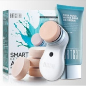 BRTC Aqua Rush Water Drop BB Cream & Smart Artist Auto Pat Make-Up Set