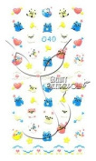 Cartoon Mouse Nail Stickers/Decals