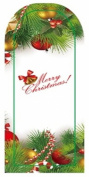 GGSELL JK 16 pcs nail art Nail patch nail stickers nail foil Merry Christmas decorations