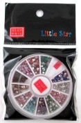 Stop Nail Little Star Assorted Colours