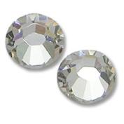 . Flatback Rhinestone #2028 Ss12 Crystal