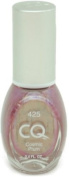 CQ nail polish Cosmic Plum #425
