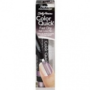 Sally Hansen Colour Quick Chromes Nail Enamel-Pink Chrome-0.14 oz