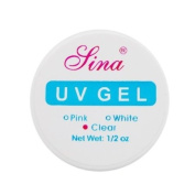 Nail Art Uv Gel Acrylic Builder - Clear
